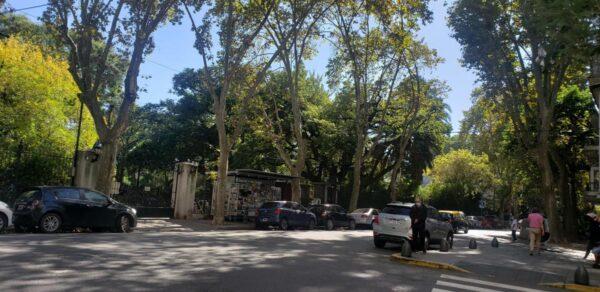Departamento, Cerviño y República de la India, Palermo Chic