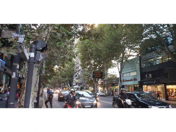 VENTA BARRIO NORTE - EXCELENTE PISO ESTILO FRANCES, con VENTANALES al frente - BARRIO NORTE - Capital Federal -