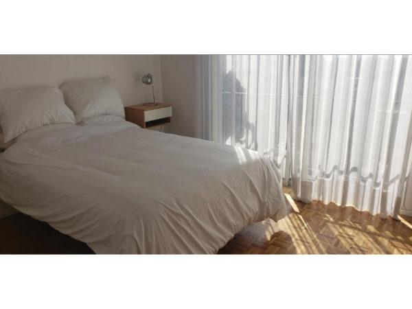 ALQUILER AMOBLADO - Excelente piso, todo a nuevo - Vista panorámica - Recoleta - Capital Federal -